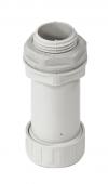 Муфта труба-коробка IP65 BS25 IEK, Повороты, соединители, муфты