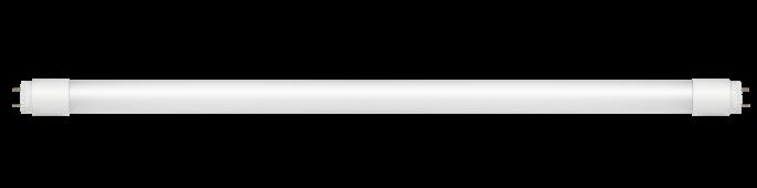 Лампа светодиодная LED-T8-1040M-600 10Вт 230В G13 4000К 800Лм 600мм матовая неповоротная NEOX, Лампы LED-T8
