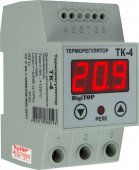 Терморегулятор DigiTOP ТК-4 -50 +125оС 16А, Реле тепловые