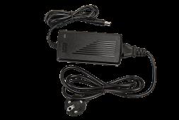 Адаптер для светодиодной ленты LS-APT-36 36Вт 12В пластик IN HOME, Комплектующие к светодиодной ленте
