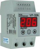 Реле напряжения Vp-32A DigiTOP 32А 7000 ВА, Реле напряжения и тока