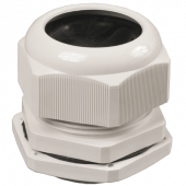 Сальник PG 16 диаметр проводника 9-13мм IP54 IEK, Сальники