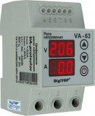 Реле напряжения VA-63А DigiTOP 63А 13900 ВА, Реле напряжения и тока