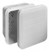 Коробка распределительная для открытой установки 100х100х50 мм IP65, Коробки распределительные