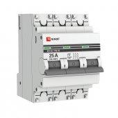 Выключатель нагрузки ВН-63 3P 25А EKF PROxima, Выключатели нагрузки