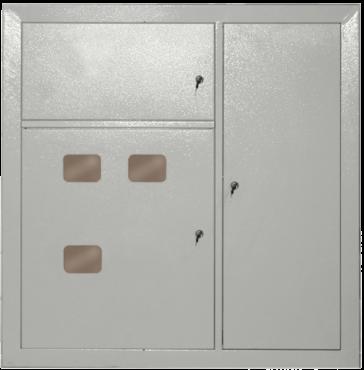 Корпус металлический ЩЭ-3-6 36 УХЛ3 IP31