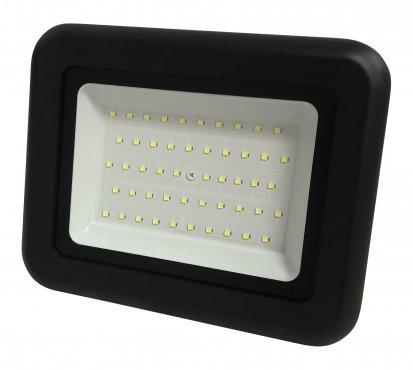 Прожектор СДО-07-70-65 светодиодный черный IP65 NEOX