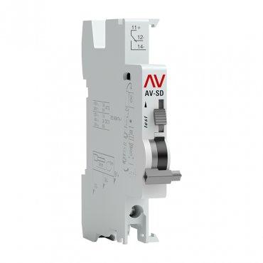 Контакт сигнальный AV-SD для AV-6/10 EKF AVERES, Дополнительные устройства модульной серии