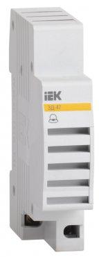 Звонок ЗД-47 на DIN-рейку IEK, Дополнительные устройства модульной серии