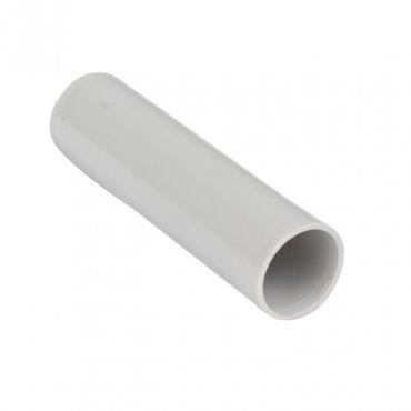 Муфта соединительная для трубы (16мм.) (100шт.) Plast EKF PROxima, Повороты, соединители, муфты