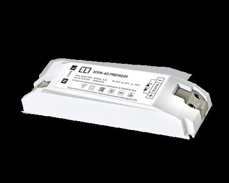 ЭПРА -40-premium для панели светодиодной LP-02-premium 40Вт LLT