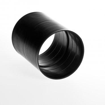 Муфта для двустенных труб 110 мм, Повороты, соединители, муфты