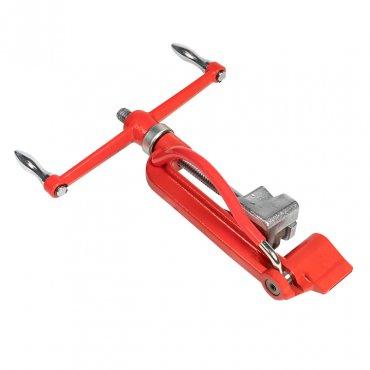 Инструмент для натяжения и резки стальной ленты ИНРСЛ-01 EKF PROxima, Арматура к проводу СИП