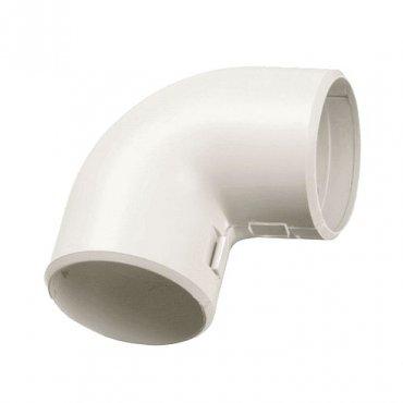Угол 90 соединительный для трубы (20мм.) Plast EKF PROxima, Повороты, соединители, муфты
