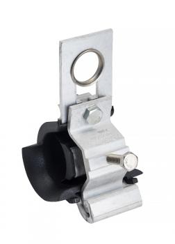 Промежуточный зажим ЗПС 2-4x16-120 мм2 SO140 EKF PROxima, Арматура к проводу СИП