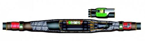 Муфта 1 СТП(тк)-4х(70-120) соединительная, Муфты кабельные