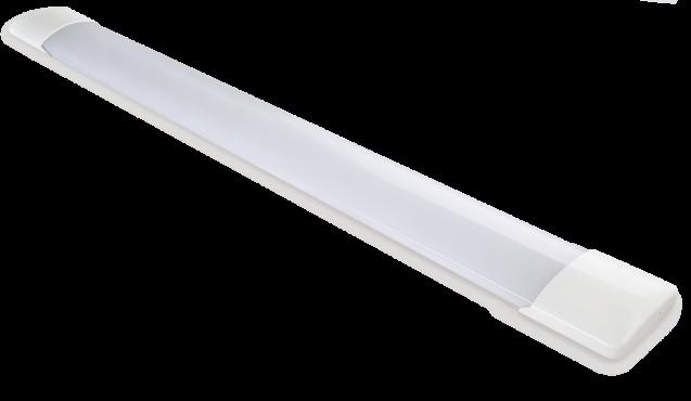 Светильник светодиодный SPO-102-PRO 18Вт 230В 4000К 1350Лм 600мм IP40 LLT