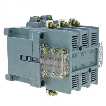 Пускатель электромагнитный EKF Basic ПМ12-160100 230В 2NC+4NO