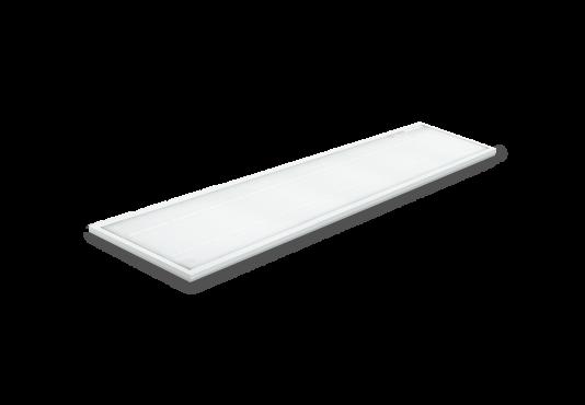 Панель светодиодная LPU-01-ПРИЗМА-PRO 72Вт 230В 6500K 5200Лм 180х1195х19мм белая IP40 LLT