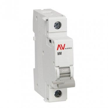 Расцепитель максимального и минимального напряжения AV-MM EKF AVERES, Дополнительные устройства модульной серии