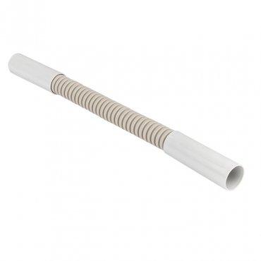 Муфта гибкая труба-труба (20мм.) IP44 EKF PROxima, Повороты, соединители, муфты