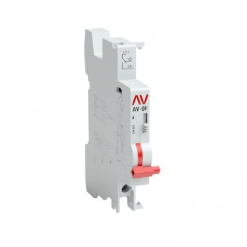 Контакт вспомогательный AV-OF для AV-6/10 EKF AVERES, Дополнительные устройства модульной серии