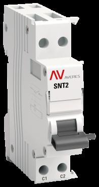 Расцепитель независимый (монтаж с левой стороны модульного устройства) AV-SNT-2 EKF AVERES, Дополнительные устройства модульной серии