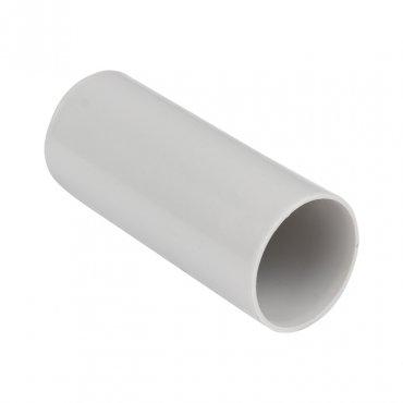 Муфта соединительная для трубы (40мм.) (20шт.) Plast EKF PROxima, Повороты, соединители, муфты