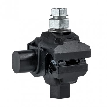Зажим прокалывающий ответвительный P6X-95 25-95 мм2 / 2,5-35 мм2 EKF PROxima, Арматура к проводу СИП