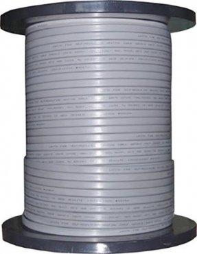 Кабель греющий 16Вт/м в оплетке