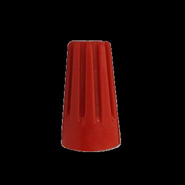 Колпачок СИЗ-6 красный 6.0-20.0(100шт./упаковка) IN HOME, Соединительные изолирующие зажимы